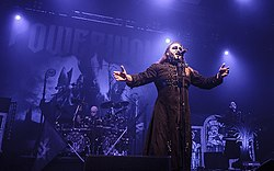 Powerwolf, 2012