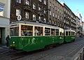 Poznań, Gwarna, historická tramvaj III.jpg