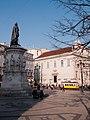 Praça Luís de Camões, Lisbon, March 2011.jpg