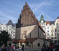 Prag Altneu Synagoge.JPG