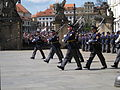 Prague Castle Changing of the Guard.jpg