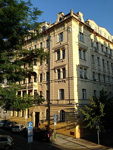 Prague College, Polska 10, Prague 2, Czechia.JPG