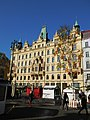 Praha Nove Mesto Namesti repoubliky Hotel Kings Court.jpg