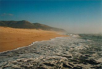 Figueira da Foz - Image: Praia de Quiaios