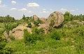 Prehistoric Rock shelters at Dantapuram 02.jpg