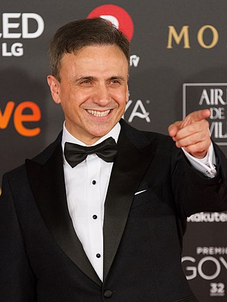José Mota (comedian) - Mota at the 32nd Goya Awards in 2018