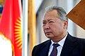 President of Kyrgyzstan, Kurmanbek Bakiyev crop.jpg