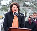 Presidentja e Kosoves (Atifete Jahjaga) - President Of Kosovo (Atifete Jahjaga).jpg