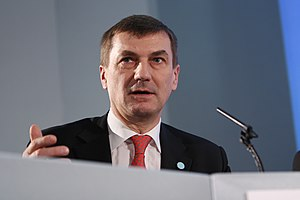Andrus Ansip - Ansip at the UK Nordic Baltic Summit in London, 20 January 2011