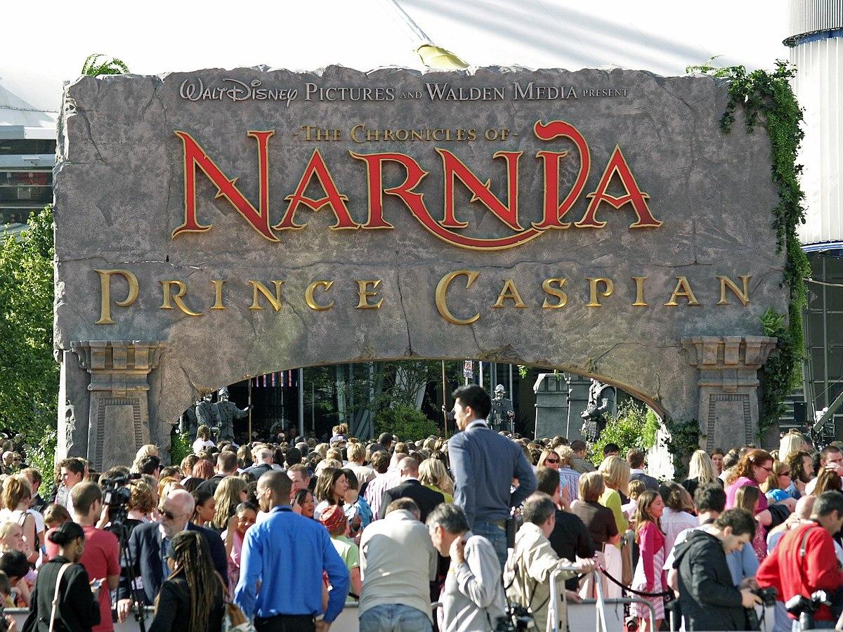 Las crónicas de Narnia: el príncipe Caspian - Wikipedia, la ...
