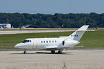 Private, P4-SEN, Raytheon Hawker 800XP (20225918743).jpg