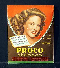 Sheila buys some shampoo