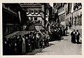 Professorenfestzug beim 450jährigen Jubiläum der Uni Tübingen 1927 (AK WSL 1933).jpg