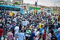 Protesters at the endSARS protest in Lagos, Nigeria 60.jpg