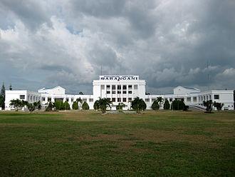 Sarangani - Image: Provincial Capitol, Sarangani Province, Philippines