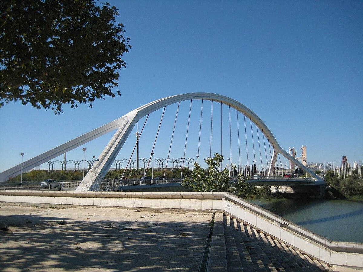 Puente de la barqueta wikipedia - Lapuente exteriorismo ...