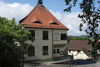 Pullenreuth - Image: Pullenreuth town hall