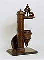 Pulpit Model With Staircase (France), mid-19th century (CH 18703479).jpg