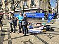 Pulse of Europe in Praça Luís de Camões.jpg
