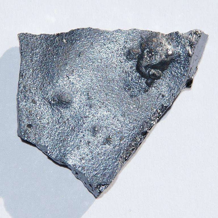 Verwonderend File:Pure Pure silicon, rough surface, 2 grams, size 2 cm.jpg EL-81