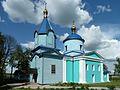 Pyatydni Vol-Volynskyi Volynska-Church of the Intercession-south-west view.jpg