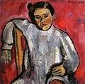 Pyotr Konchalovsky natasha-on-a-chair-portrait-of-n-p-konchalovskaya-in-childhood-1910.jpg