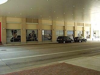 GreenStreet - Image: Qatar Airways Houston Pavilions
