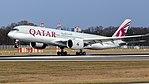 Qatar Airways Airbus A350-941 (A7-ALG) at Frankfurt Airport.jpg