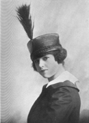 Quadricorne of lisere and fancy plumage 1917.png