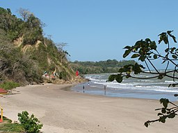 Quinam bay, Columbus Channel, South Coast, Trinidad & Tobago