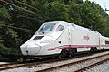 RENFE 130 THE DUCK Macanet-Massanes Talgo250.JPG