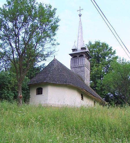 Fișier:RO MM Costeni Apostles wooden church 15.jpg