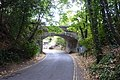 Railway bridge over Thurnham Lane, Bearsted - geograph.org.uk - 1515990.jpg
