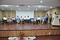 Rama Sarma Dhulipati Speaks - Ganga Singh Rautela Retirement Function - NCSM - Kolkata 2016-02-29 1425.JPG