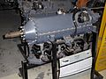 Ranger 6-440C2 inverted, inline 6-cylinder 441 cuin 7.23 liter (1941) Aircraft engine.jpg
