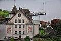 Rapperswil - Altstadt - Unteres Curti-Haus - Lindenhof 2010-10-07 17-40-26.JPG