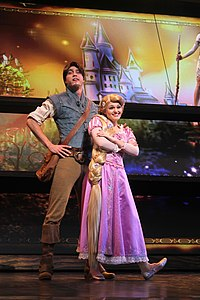 Rapunzel and Flynn Rider at Mickey and the Magical Map.jpg