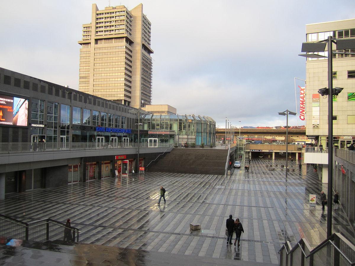 Hannover Raschplatz