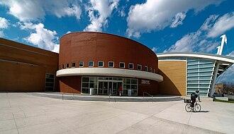 Gerald Ratner Athletics Center - Image: Ratner Athletic Center