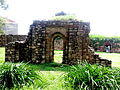 Rawat Fort Remaining wall of Tomb.jpg
