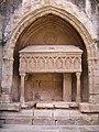 Real Monasterio de Santa Maria de Vallbona - Tomba Blanca.jpg