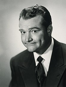 Red Skelton in 1960