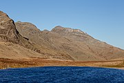 Red Tarn between Cold Pike and Pike of Blisco, Lake District, England.jpg