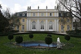 Redoute, Bad Godesberg event venue in Bad Godesberg, Bonn, Germany, a former ball house