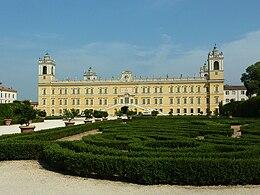 Colorno: Il palazzo Ducale