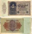 Reichsbanknote 5000 Mark Nr D 01755185 von 1922.png