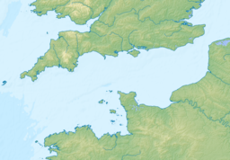 English Channel is located in Channel Islands