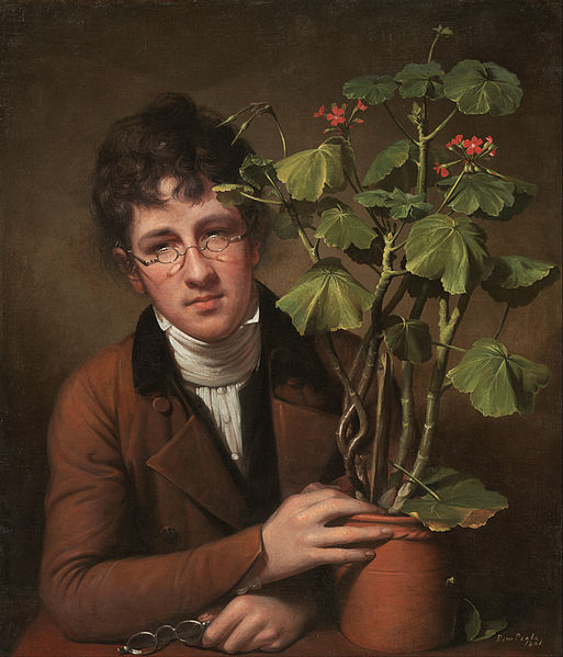 File:Rembrandt Peale - Rubens Peale with a Geranium - Google Art Project.jpg