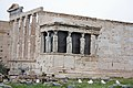 Replicas of the Caryatids at the Erectheum 2010 2.jpg