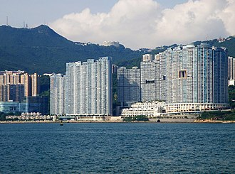 Private housing estates in Hong Kong - Image: Residence Bel Air (full view)